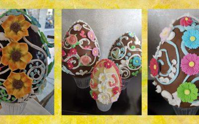 Storie di cioccolato. Le uova di Pasqua