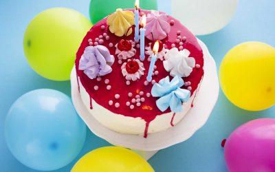 Le torte di compleanno più famose